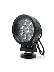 High Performance  for OFFROAD Led Lamp Car Roof Light 45W Led Work Light Spotlight Offroad 9 Led Black Work Light