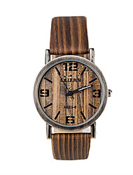 FEIFAN Watch Unisex watches relojes mujer 2016 Fashion Wood Watch montre homme or montre femme waterproof Wristwatch Cool Watches Unique Watches