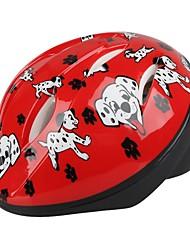 Capacete(Branco / Vermelho / Preto / Azul / Champine,PC / EPS) -Montanha / Estrada / Esportes-Crianças 8 AberturasCiclismo / Ciclismo de