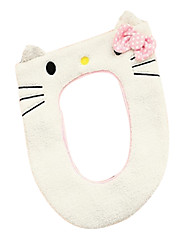 Cute cartoon small animal winter warm and thick toilet seat cushion(animal picture random)