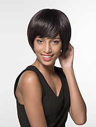 Elegant hair wigs bobo short straight hair