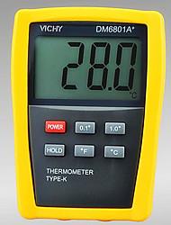 dm6801a Vichy + amarilla para el termómetro
