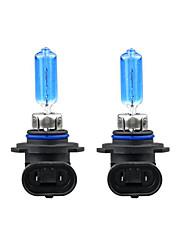 2 x HB3 9005 weißen Auto Scheinwerfer Lampe Lampen 100W