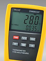 dm6803a vichy + jaune pour thermomètre