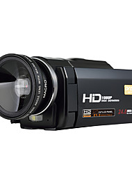 ORDRO HDV-F5 With Wide Angle Lens 1080P Digital Video Camera External Battery Support Macro Function