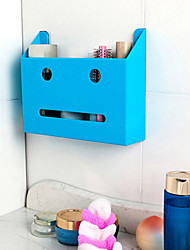 Seamless Magic Stick Suction Wall Bathroom Shelf