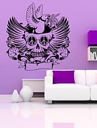 Mode / Feiertage / Formen / Personen / Fantasie / 3D Wand-Sticker Flugzeug-Wand Sticker,VINYL 58*61cm