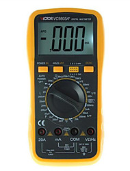 Victor VC9805 Yellow for Professinal Digital Multimeters