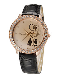 Romantic Hand in Hand Romantic Pattern Quartz Lovers' Couple Watch Wristwatch Hour Good Quality Women Men Lady Girl Cool Watches Unique Watches