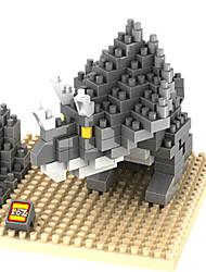 para presente Blocos de Construir Plástico Preta / Cinzento Brinquedos