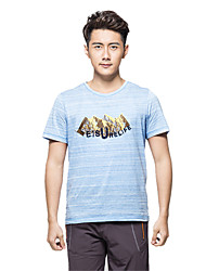 Homme Tee-shirtYoga / Camping / Randonnée / Taekwondo / Boxe / Chasse / Pêche / Escalade / Equitation / Exercice & Fitness / Golf /