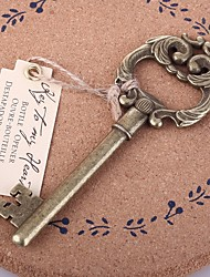 Key to My Heart Antique Bottle Opener Wedding Guest Favors BETER-WJ099