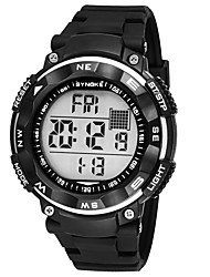 Children Middle School Fashionable Outdoor Sports Multifunction Electronic Watch Waterproof Luminous Chronograph