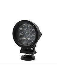 High Performance  for OFFROAD Led Lamp Car Roof Light 45W Led Work Light Floodlight Offroad 9 Led Work Light