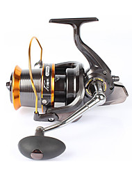 FDDL ® Long Shot Saltwater Spinning Fishing Reel 9000  13BB Metal Spool Surf Casting
