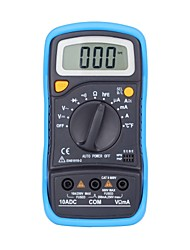 BSIDE ADM02 PLUS 2000 Counts Small Handheld   Auto Range Digital Multimeter Backlight and Temperature Measurement