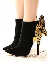 Women's Shoes Stiletto Heel Heels / Gladiator / / Comfort / Novelty / Pointed ToeHeels / Flats / Boots / Fashion