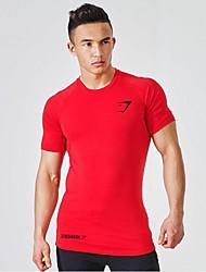 Homens BlusasAcampar e Caminhar / Alpinismo / Exercicio e Fitness / Golfe / Corridas / Esportes Relaxantes / Badminton / Basquete /