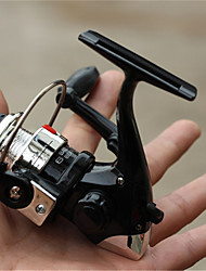 Mini Fishing Spinning Reel Gear Ratio 5.1:1 Exchangable Handle-GX-100