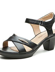 Aokang® Women's Leather Sandals - 132812103
