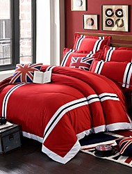 Novelty Cotton 4 Piece Duvet Cover Sets