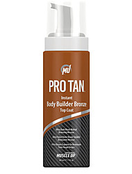 Pro Tan®Tanning Quick Temporary Bronze Spray for 1 Day 207ml 1Pc with Gloves