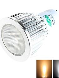 7W GU10 Spot LED MR11 1 COB 650 lm Blanc Chaud / Blanc Naturel Décorative AC 100-240 V 1 pièce