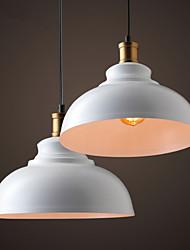 MAX 60W Lampe suspendue ,  Traditionnel/Classique / Rustique Peintures Fonctionnalité for Style mini MétalSalle de séjour / Bureau/Bureau