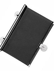 ziqiao película solar carro auto-sol frontal e lateral traseira indicador do sol cortina de tela proteções solares (58 * 125 centímetros)