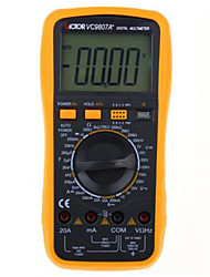 Victor VC9807 Yellow for Professinal Digital Multimeters