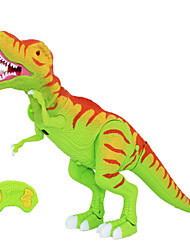 Dinosaur Island Infrared Remote Control Dinosaur Simulation Animal Model Toys Light Music