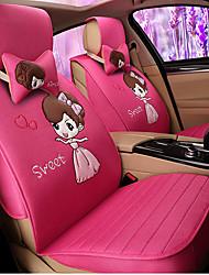 милый автомобиль чехол для сиденья универсальный припадки протектор сиденье охватывает множество
