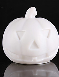 7 Color Changing LED Pumpkin Night Light Lamp Holiday Halloween Decoration