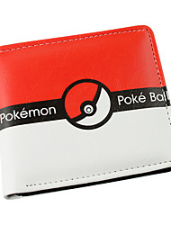 Inspired By Pocket Little Monster Poke Ball PU leather Wallet