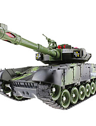 Large 1:10 Children Electric Remote Control Tank Tanks Can be Against the Military Model of Remote Control Toys