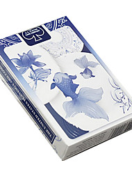 Bicycle Cards Bicycle Poker Card Collection Series Elements Of Chinese Blue And White Porcelain