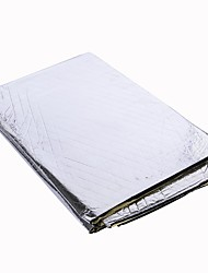 Silver Tone Heat Insulation Shield Mat Protector 122cmx99cm for Car Engine