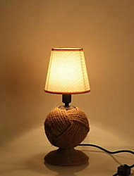 Bedroom Bedside Lamp Office Rope Lamp