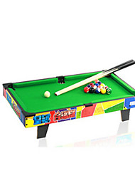 Children's Toys Billiards On The Table