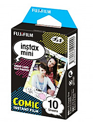 Fujifilm Instax color film Comic