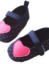 Girl's Flats Winter Comfort Synthetic Outdoor Blue