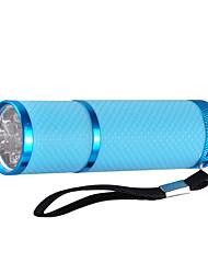 9W Secador del clavo del clavo de la lámpara UV