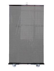 45 * 125см черные точки автоматического рольставни Задний датчик анти-УФ ВС изоляции зонтика