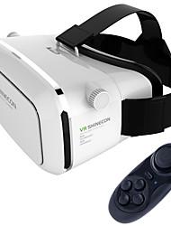 Виртуальные очки VR 3D для телефонов 3.5-6.0 дюймов + Bluetooth контроль
