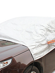 Auto Abdeckung Sonnenschutz rainproof Hälfte Autoabdeckung Windschutzscheibe Sonnenschutz Abdeckung