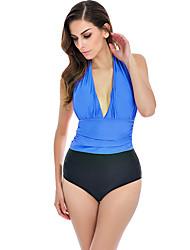 Women's Sexy Swimwear One Piece Swimsuit w1011