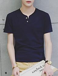 2016 Brand Clothing T Shirt Men Dress Casual T-Shirt Slim Fitness Hip Hop Fashion Tshirt