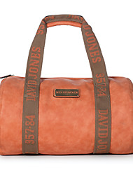 DAVIDJONES/Unisex-Sports / Casual / Outdoor / Shopping-PU-Sports & Leisure Bag-Multi-color