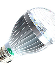 Zweihnder W456 E27 5W 480LM Warm White/White Light LED Beads Points Cover Energy-Saving Bulbs