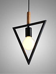 Max 60W Traditional/Classic Designers Pendant Lights Living Room / Bedroom / Dining Room / Kitchen / Study Room/Office